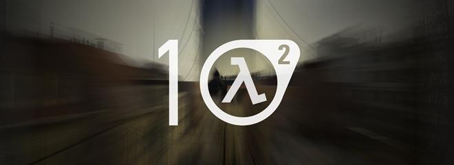 A Decade of Half-Life 2