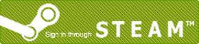 Sign in through Steam
