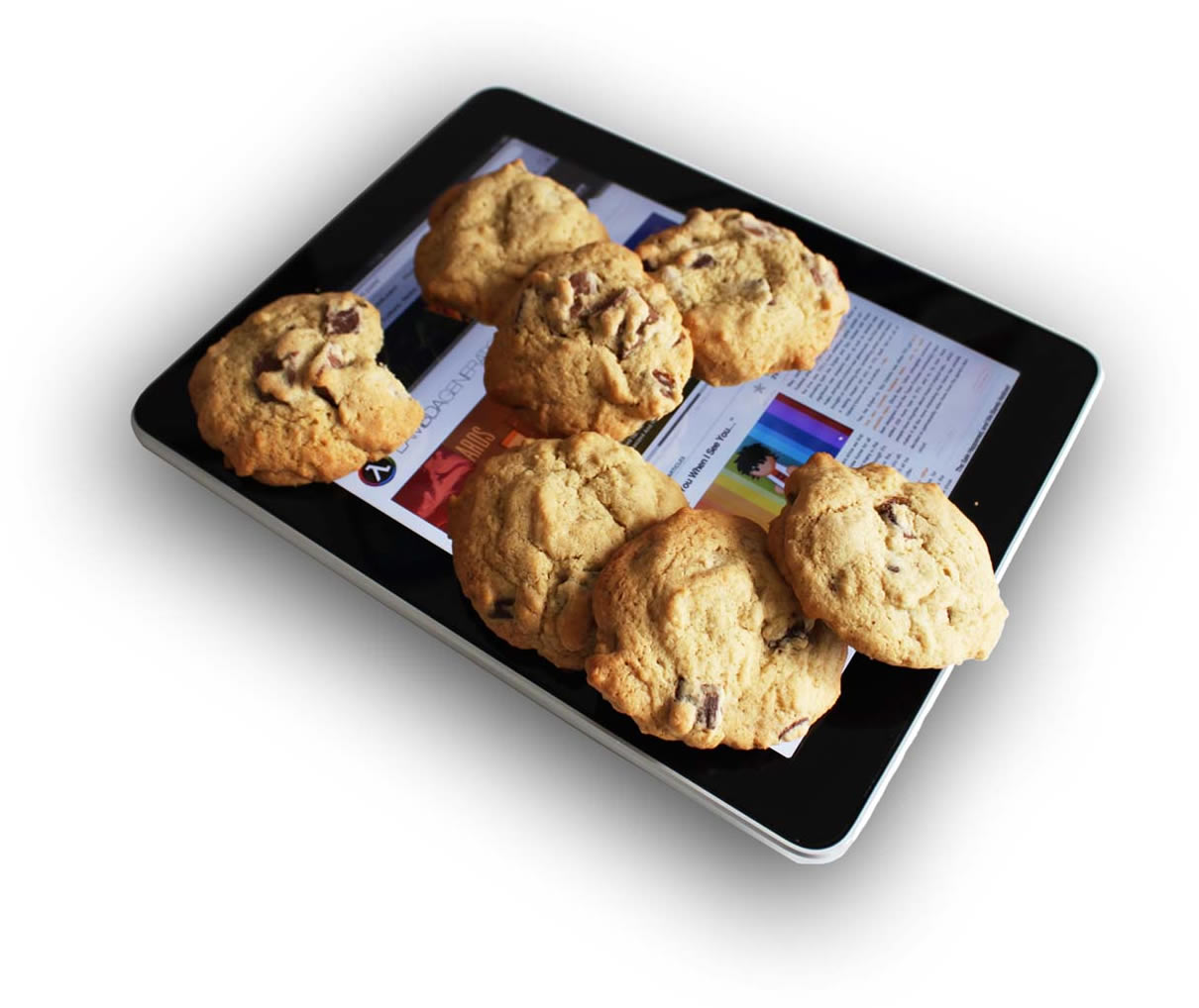 A picture of some cookies on LambdaGeneration.
