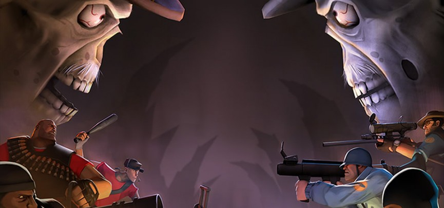 Team Fortress 2's Halloween Event is now LIVE!