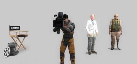 Lights, Camera, Crowbar: 15 Years of Half-Life Multimedia