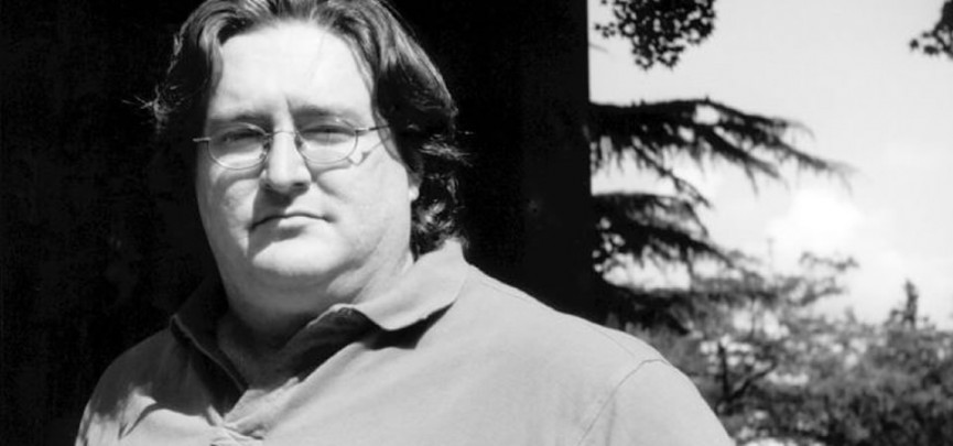 Happy Birthday, Gabe Newell!