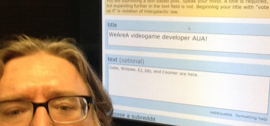 Gabe Newell's AMA Round-up!