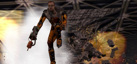 Watch Gordon zoom through Black Mesa and Xen in almost 21 minutes!