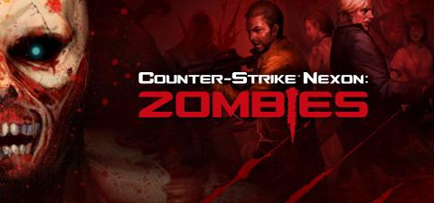 Counter-Strike Nexon: Zombies Announced