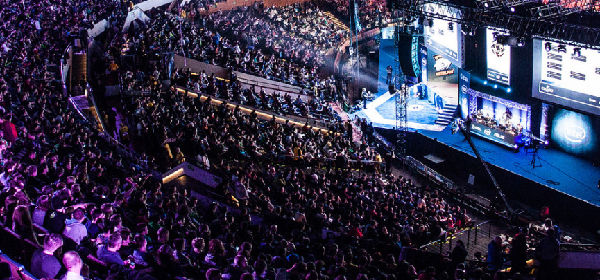 ESL One Cologne 2014 Starts