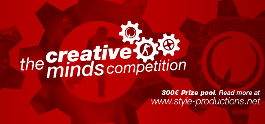 'The Creative Minds Editing Competition' Announced