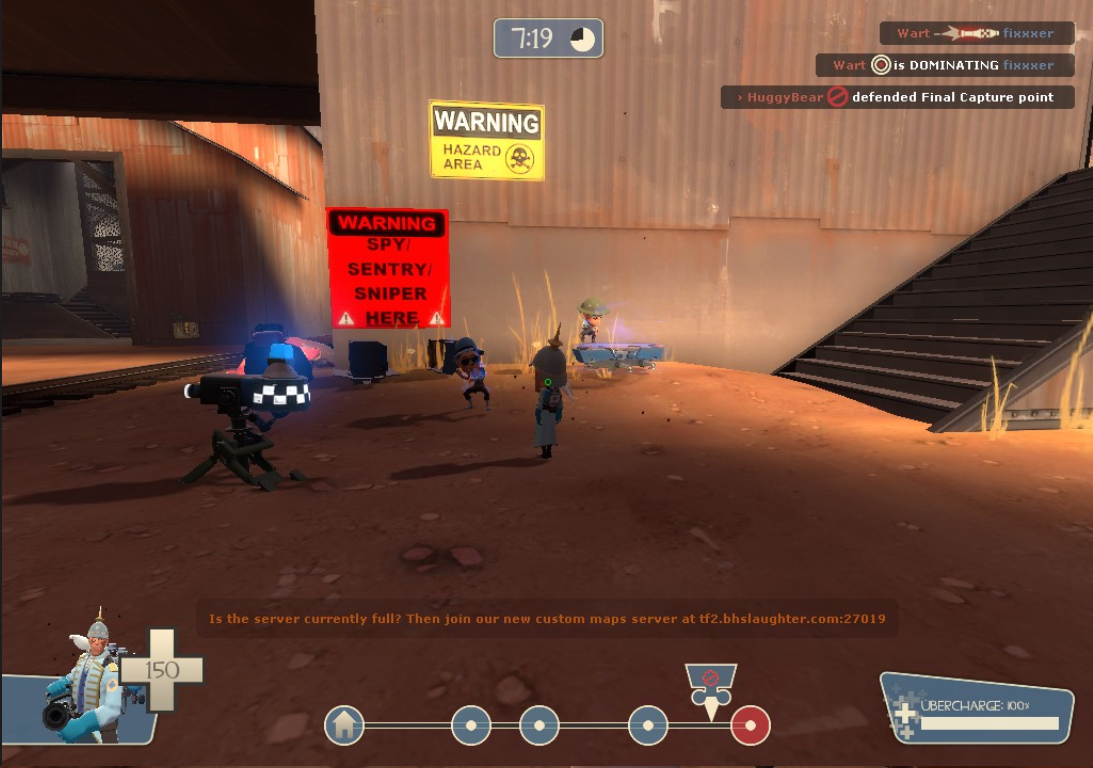 how to use sprays in tf2