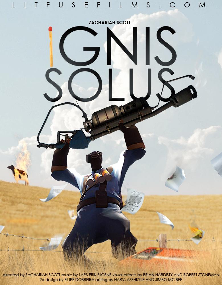 Ignis Solus Poster