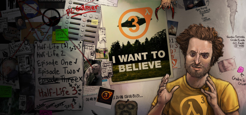 Half-Life 3, do you believe?