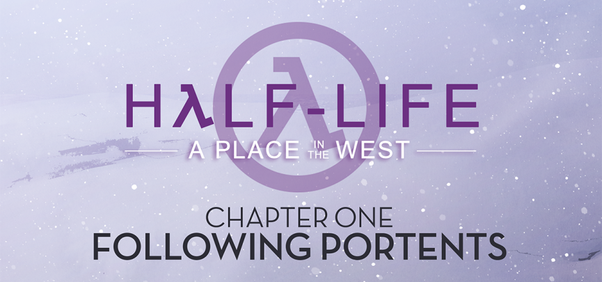 New Fan-Made Comic Series 'Half-Life: A Place in the West' Announced