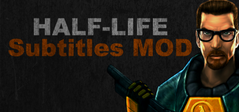 Community Made Mod Brings Subtitles to the Original Half-Life