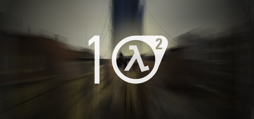 Half Life 2 10 Years Wallpaper 1