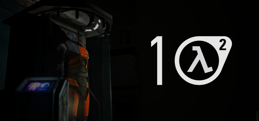 Half Life 2 10 Years Wallpaper 2