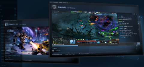 Steam Broadcasting Beta Released
