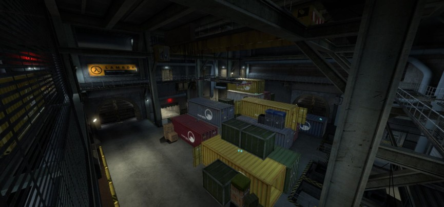 Black Mesa Multiplayer Maps Leaked?