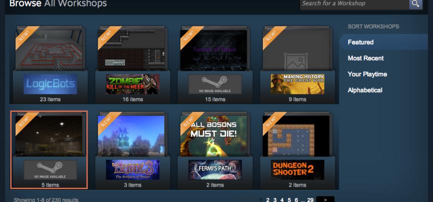Black Mesa Multiplayer leaked on the Steam Workshop?