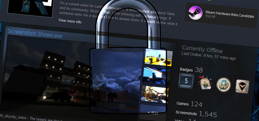 New Steam Account Policy Introduced to Mitigate Spam and Phishing Issues