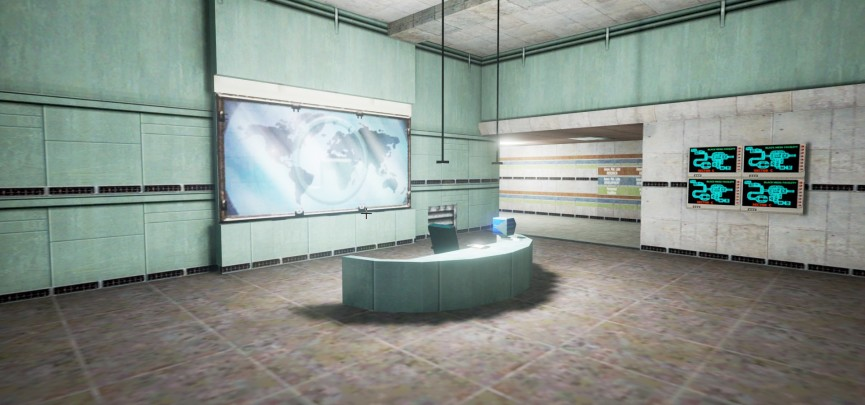 What Happens When Half-Life Meets Unreal Engine