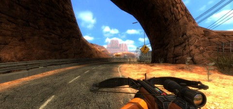 Black Mesa Is Cooking up a New Update