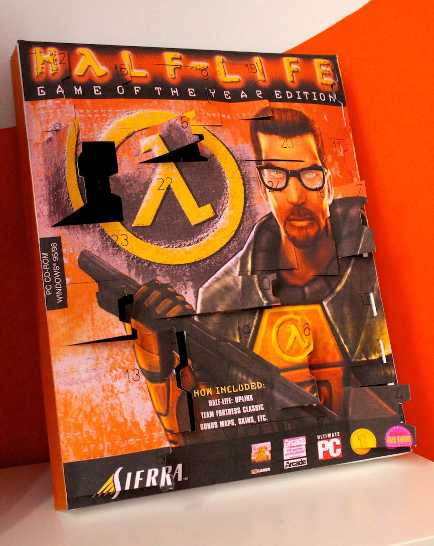 Half-Life Advent Calendar