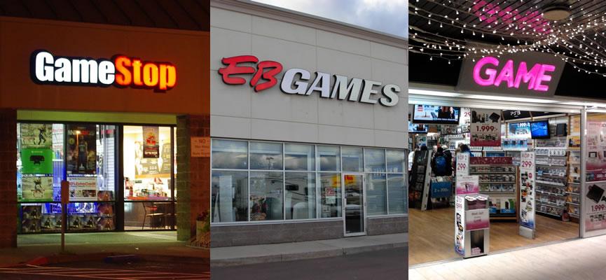 gamestores