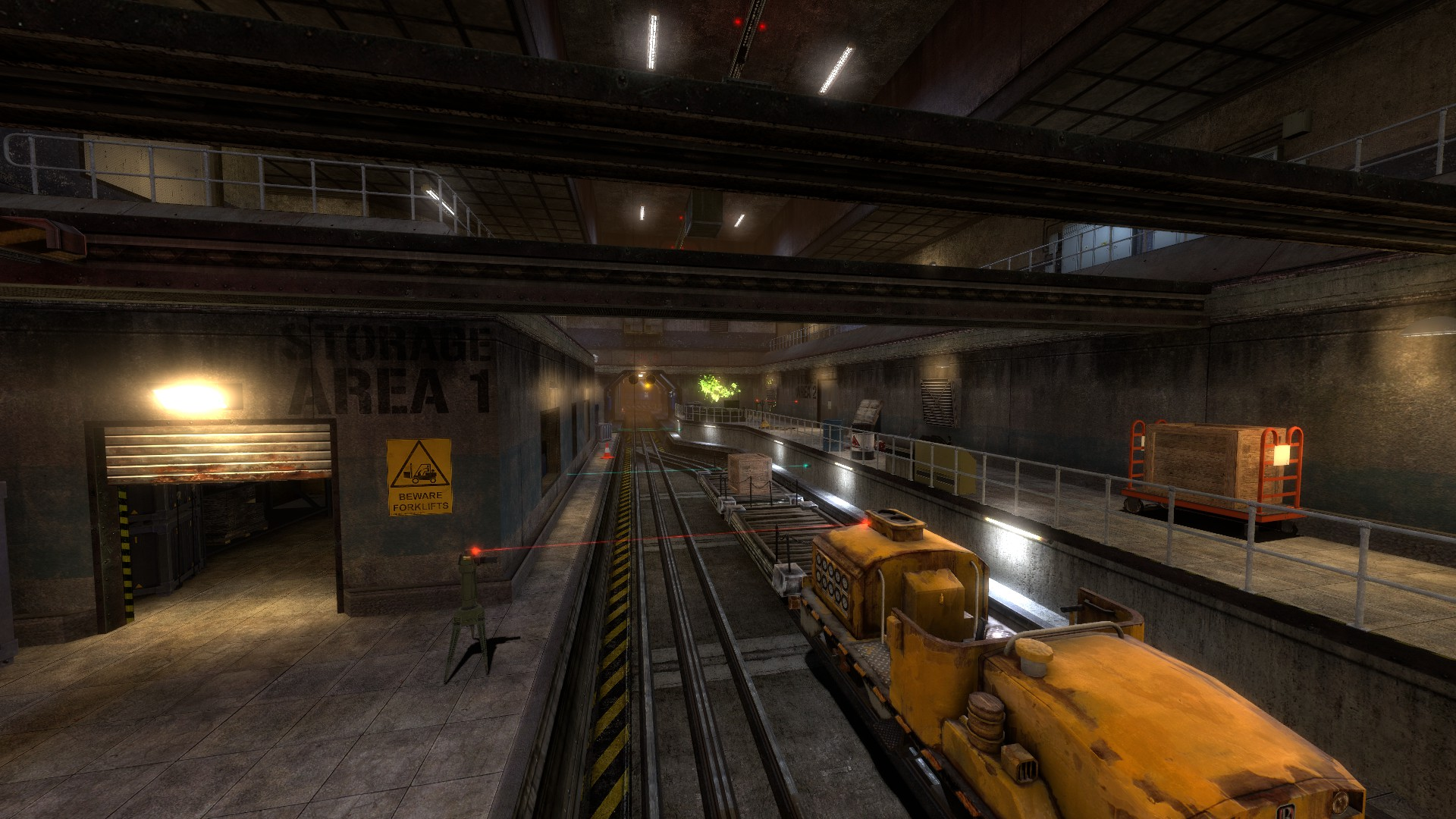Black Mesa Developers Release 'On A Rail Uncut' As Steam
