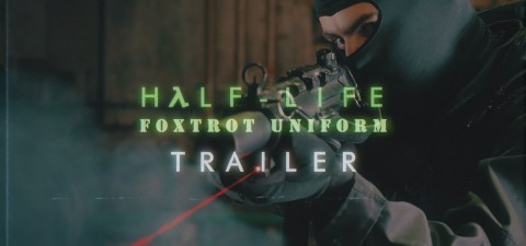 'Foxtrot Uniform' – A New Live Action Half-Life Fan Film, Coming Soon