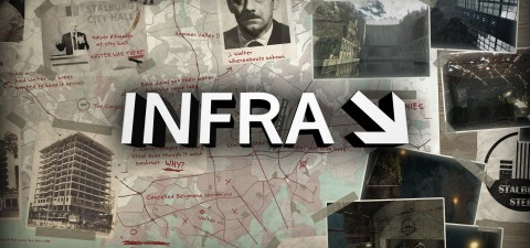 Fix a Crumbling City in 'INFRA' – A New Source Based Puzzle-Adventure Game, Now on Steam