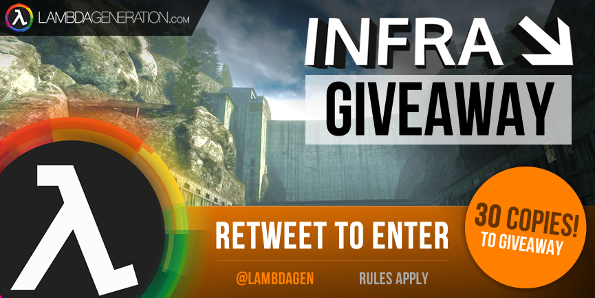Infra Giveaway Twitter