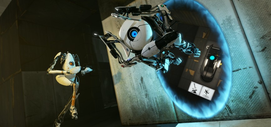 INFRA runs on a modified version of the Portal 2 Engine