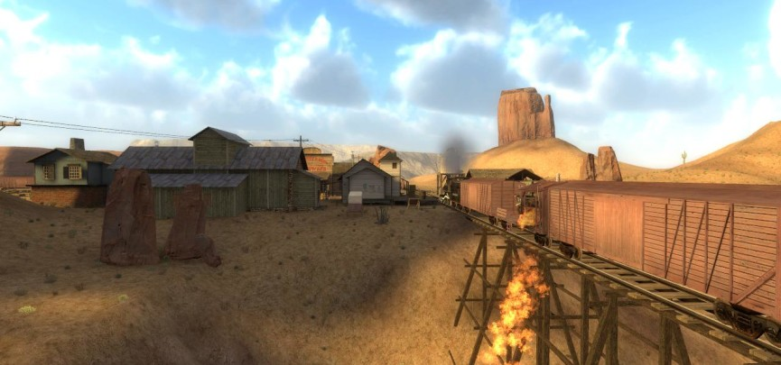 Fistful of Frags 3.0 Beta Released