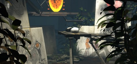 Vic's Thoughts On: Portal 2, the Unfaithful Sequel; Or Why I Think Portal 1 Will Always Be Better Than Portal 2