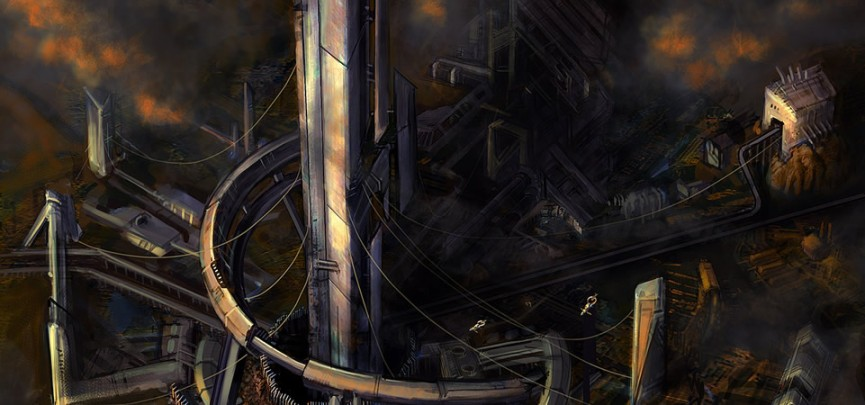 "Jack ""Gauss"" Monahan's ""Valve Portfolio"": Fantastical Visions Of The Half-Life Continuum"