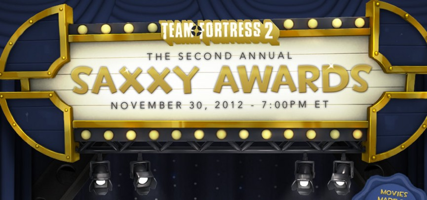 Voting Goes Live For Team Fortress 2's Second Annual Saxxy Awards!