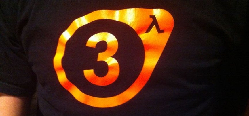 Half-Life 3 T-Shirt