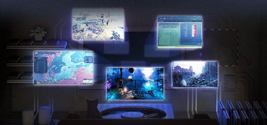 Valve Announces SteamOS, Steam Machines and Steam Controller