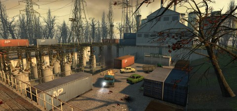 """Cut the power with """"Power Station 17"""" for Half-Life 2"""