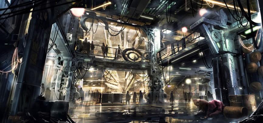 Deus Ex Ample: Should Valve Follow Eidos' Lead?