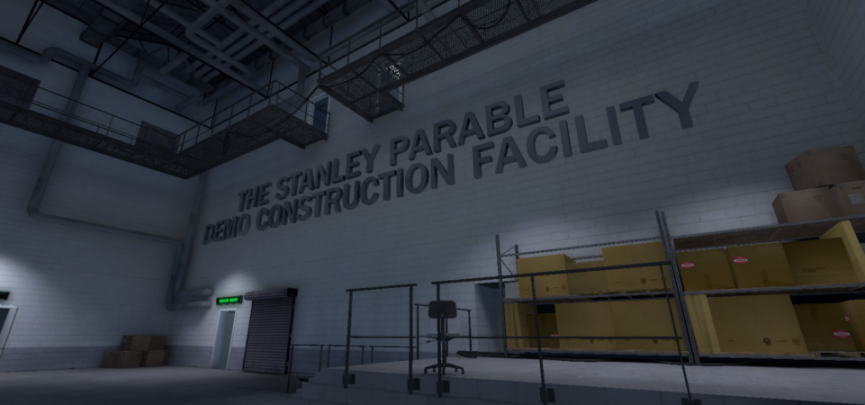 The Stanley Parable Demo Will Explode Your Brain