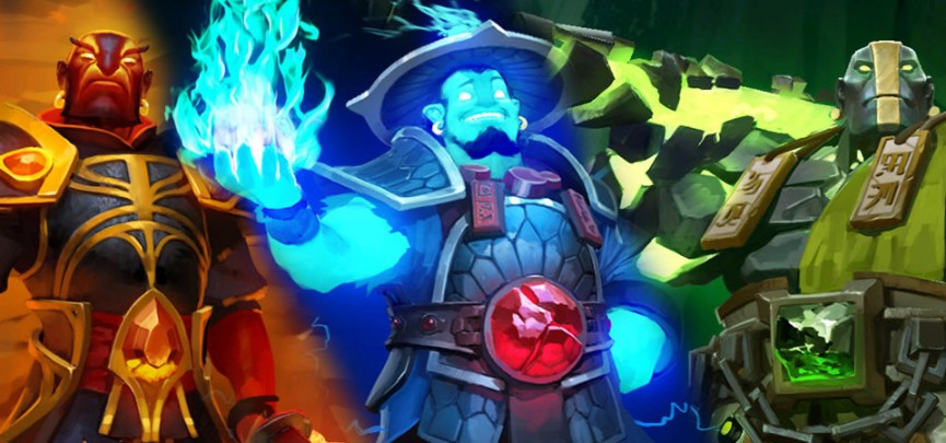 Dota 2 introduces the Three Spirit update, and the return of Diretide