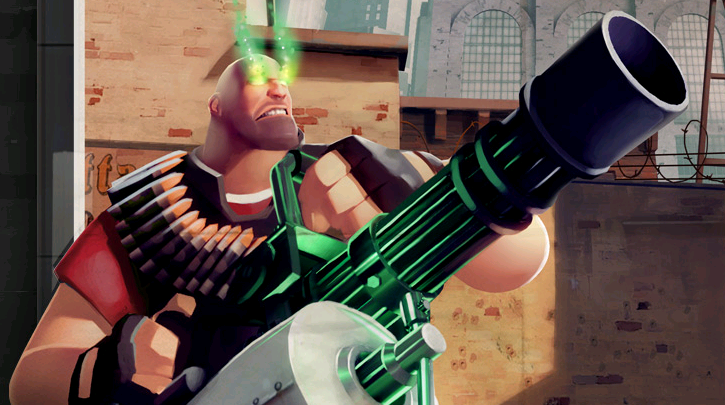 Team Fortress 2 announces imminent MvM update; A Tale of Two Cities