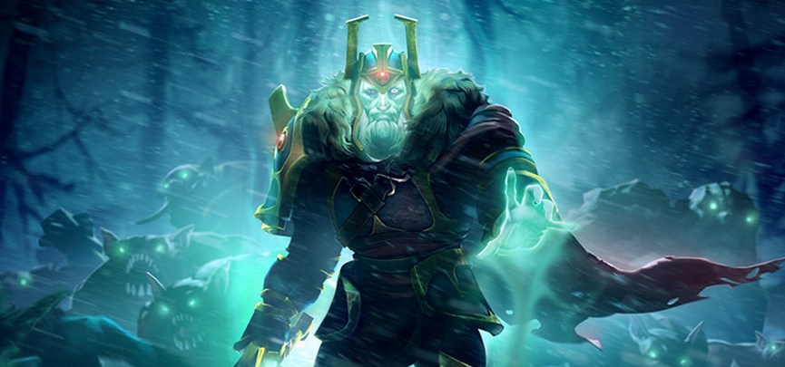 Dota 2 introduces Wraith-Night, and Legion Commander joins the roster