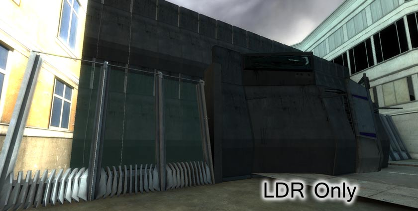 HDR Comparison 2 (LDR)