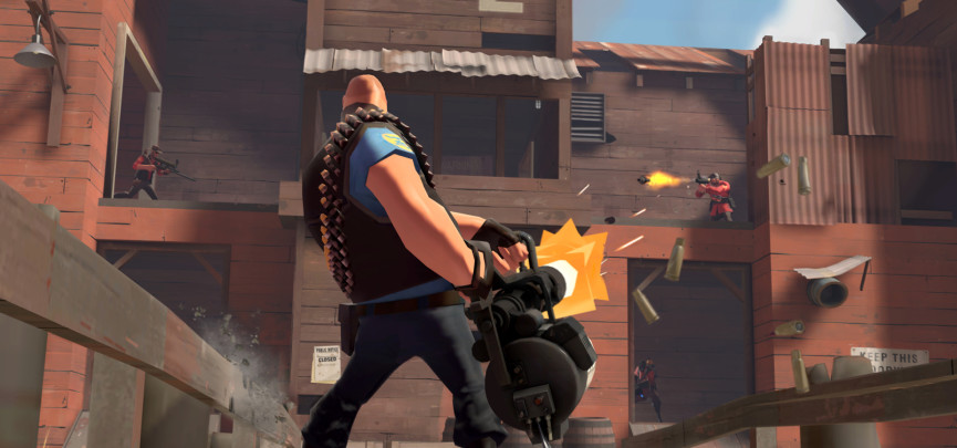 5 Reasons You Should Bind a Key to Suicide in TF2