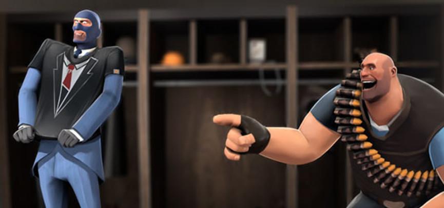 Valve Calls for Team Fortress 2 Shirt Designs