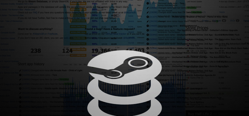 Community Spotlight: SteamDB