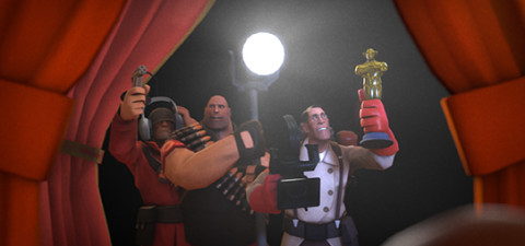 Upcoming Team Fortress 2 Television Series?