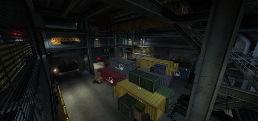 Black Mesa Multiplayer Maps Leaked?
