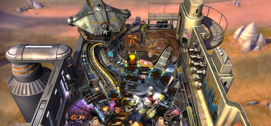 A Valve Themed Pinball Game Maybe in the Works